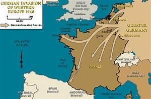 Hitler's Lightning War - World War II