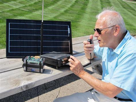 mini solar power  hams