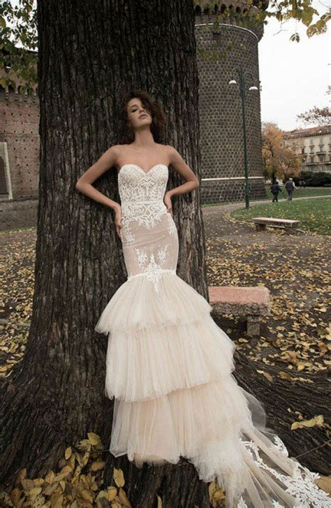 magic wedding dresses collection  liz martinez part