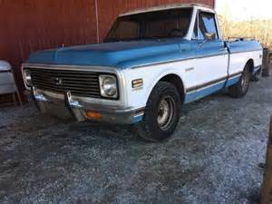 72 Chevy Cheyenne c10 shortbed for sale: photos, technical