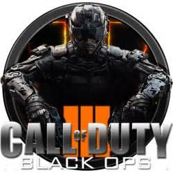 Call of Duty Black Ops 3 Logo Transparent