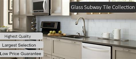 kitchen backsplash glass subway tile glass accent tile