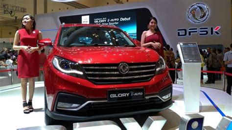 Dfsk 560 Picture by Dfsk I Auto Debut Di Giias 2019