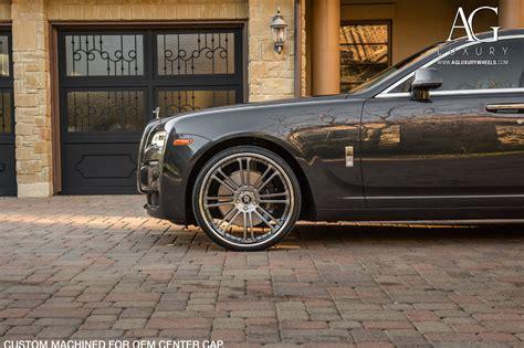 ag luxury wheels rolls royce ghost forged wheels