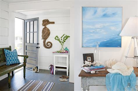Beach Home Decor Ideas: Coastal Chic Beach Homes