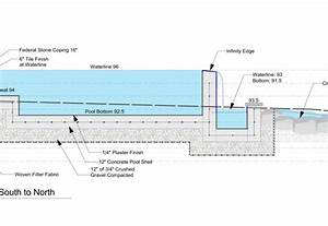 White house schematic white house west wing elsavadorla for Infinity pool design details