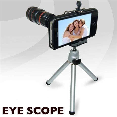 iphone 5 zoom improve pictures with the eye scope zoom lens for iphone 5