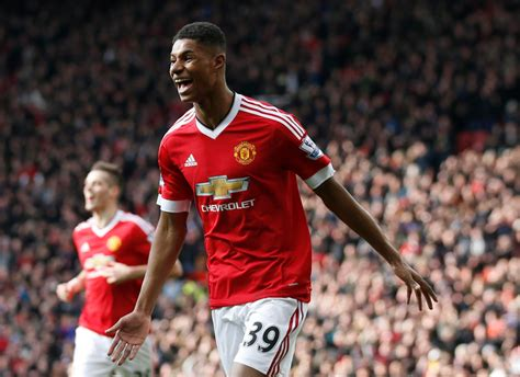 Could you please write some ansgt with marcus rashford?? Man United v Basel: Can Marcus Rashford continue his remarkable debut record tonight?