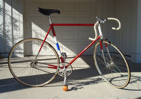 1972 Raleigh Professional Track