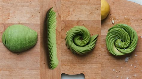 How To Make Fall Decorations At Home: How To Make An Avocado Rose