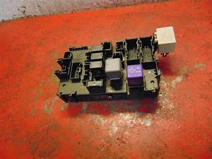 03 04 08 07 06 05 Toyota Corolla Interior Fuse Box Panel