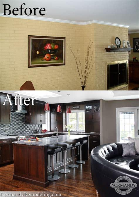 Award Winning Open Floorplan Home - Normandy Design Build ...