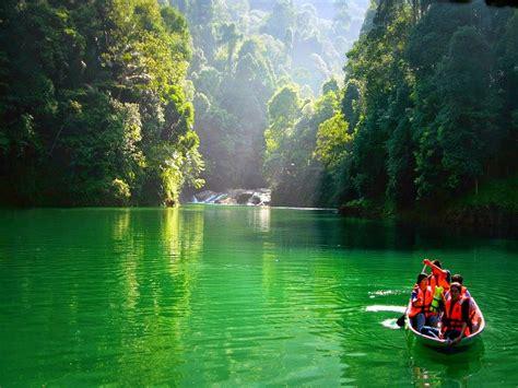 malaysia  package  lake kenyir terengganu