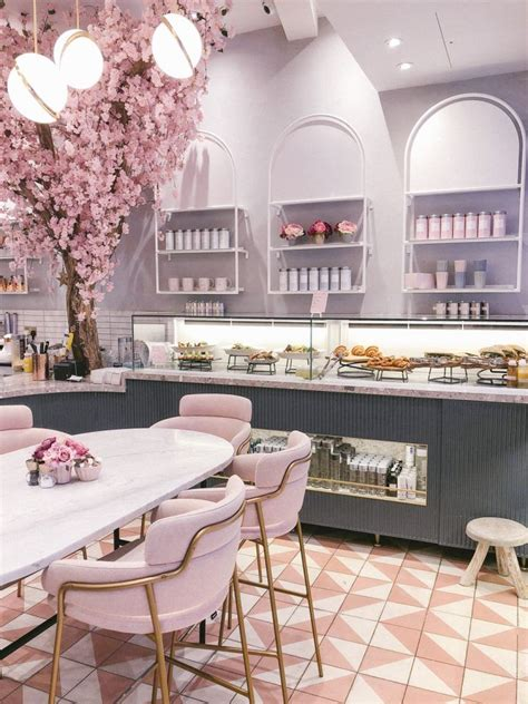 39 lambs conduit street london, uk wc1n 3ng. Beautiful store design with pastel colours - pink and light violet and dark grey-green #design ...