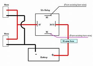 Bosch 12v Relay Wiring Diagram  Bosch  Free Engine Image For User Manual Download