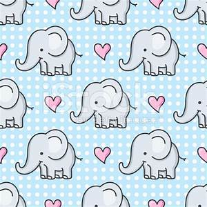 Photo Collection Animated Cartoon Elephant Wallpaper