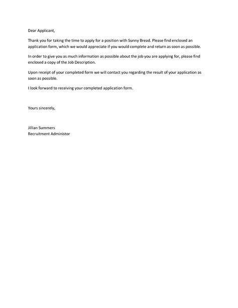 doc 600720 follow up letter template bizdoska