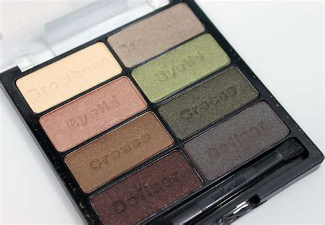 n comfort zone how2bebeautiful n paleta de sombras comfort zone