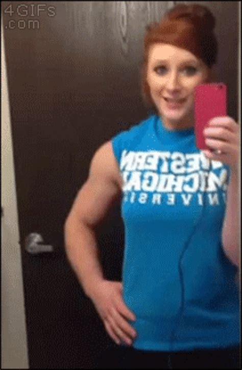 Muscle Woman Meme - muscular women fail vine know your meme