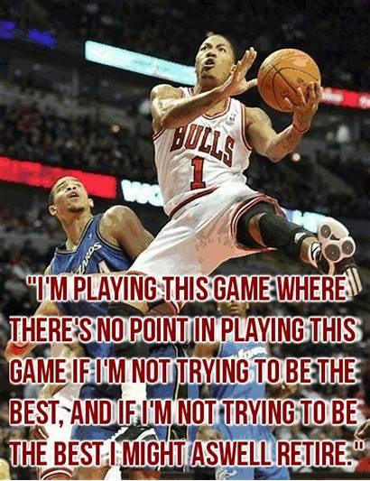 Derrick Rose Quotes Basketball Motivational Quotesgram God