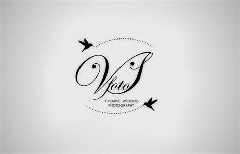 logo design  vsfoto wedding photography  bdesigner