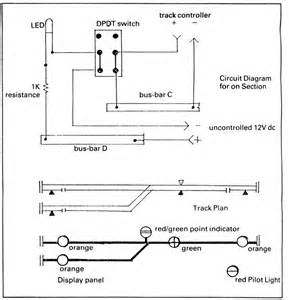 Wiring Leds And Dpdt Switches For Use On A Control Panel