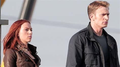chris evans  blonde   captain america