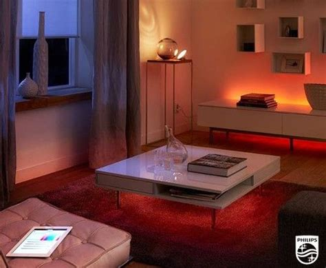things you can do with leds 4 cool things you can do with philips hue lights electronic house lighting my home