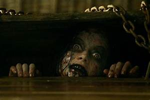 Watch This Disgusting Red Band Trailer For New Evil Dead