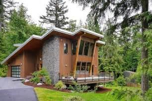 cottage house impressive modern cottage at the base of squak mountain washington freshome