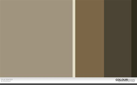 color pewter 20 metallic color palettes to try this month april 2016