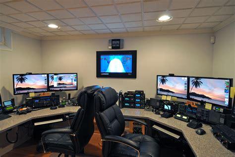 radio shack station ham amateur geochron clock hd digital wallpapers qrz controller shacks malaysia so2r dream updated
