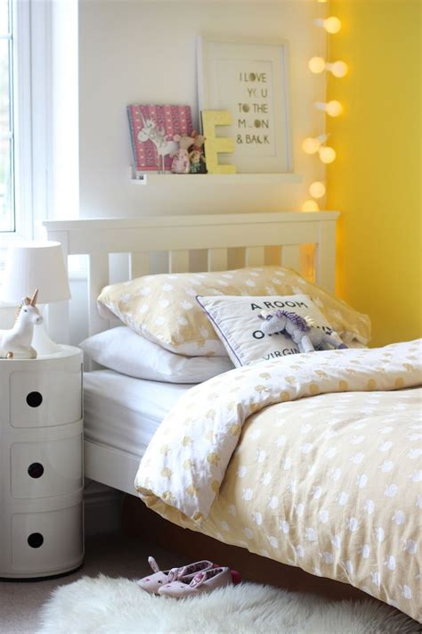 Bedroom Decor Ideas Yellow by How To Add Colour To A Kid S Room Terra Fi