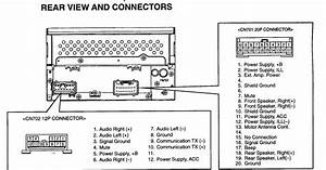 Clarion Dxz475mp Wiring Diagram