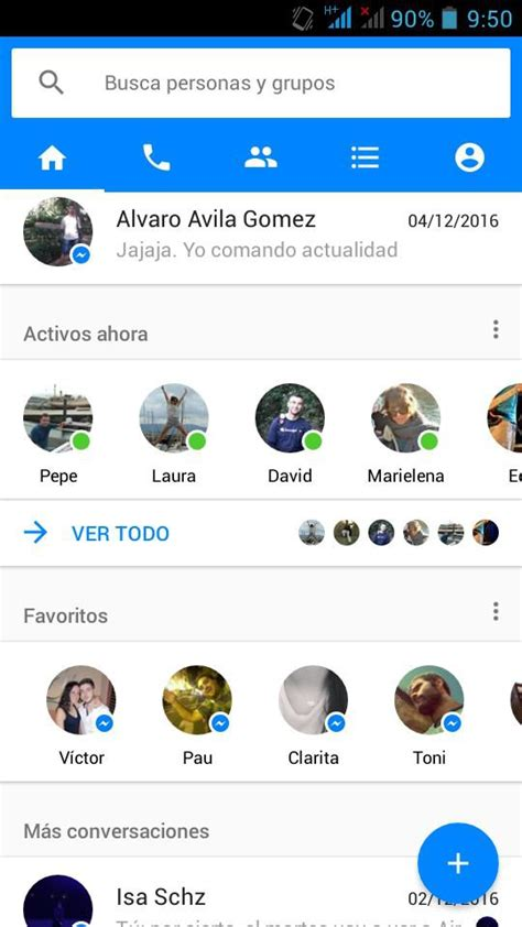 messenger 216 0 0 8 114 descargar para android apk gratis
