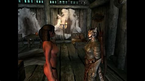 Skyrim Animated Prostitution Part 4 Temp Character