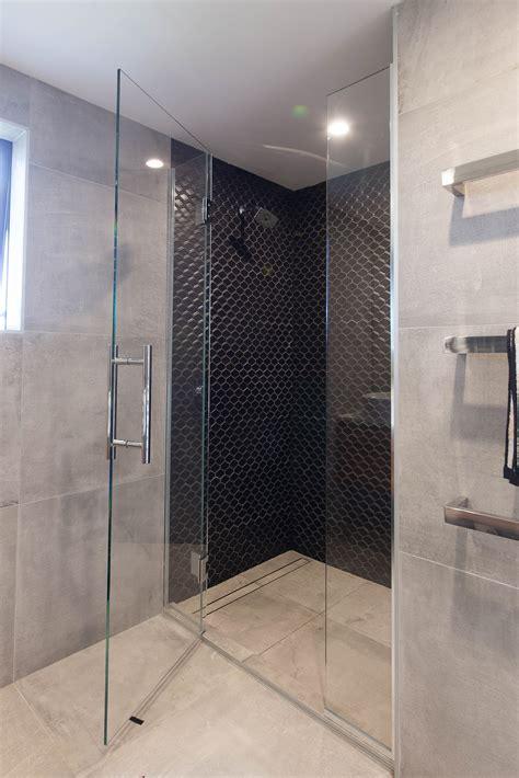 inline shower metro performance glass  zealand