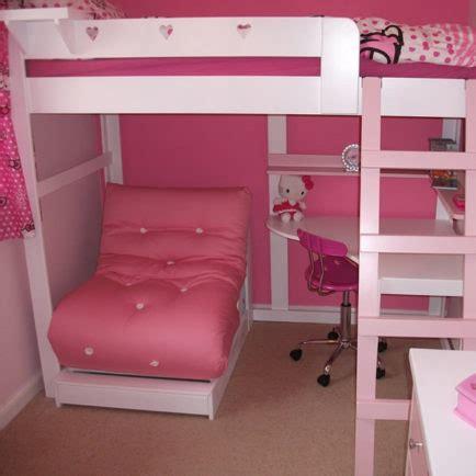 high bed  built  shelving desk aspenn furniture