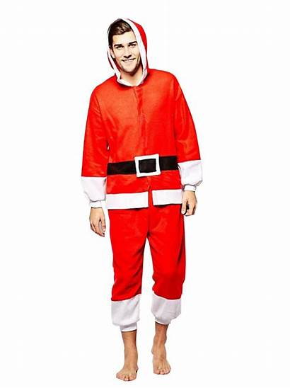 Onesie Santa Claus Adult Animal Onesies Costume