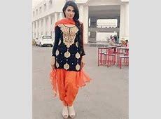 Punjabi Dress Punjabi Traditional Dresses Latest Price