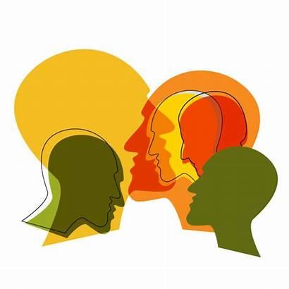 Dementia Vector Mental Schizophrenia Illness Illustrations Clip