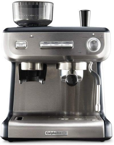 A coffee grinder is indispensable for a better cup of joe. Top 10 best coffee machines with a grinder in 2021 - thez7