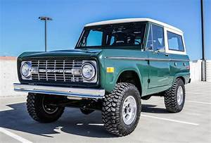 Killer 1972 Ford Bronco Needs a New Garage - Ford-Trucks.com