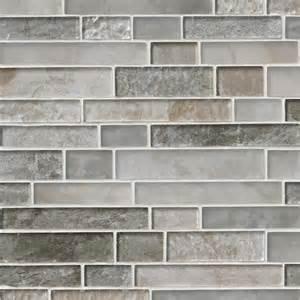 Mosaic Glass Backsplash Kitchen Savoy Interlocking Pattern 8mm Crystallized Glass Mosaic Tile
