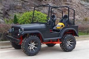 China Jeep Quad Atv 4x4 For Adult