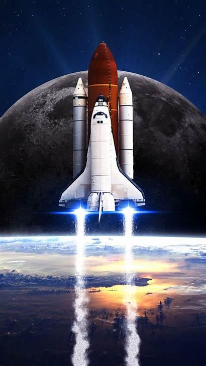 Shuttle Space Desktop Wallpapers Mobile 4k Vehicles