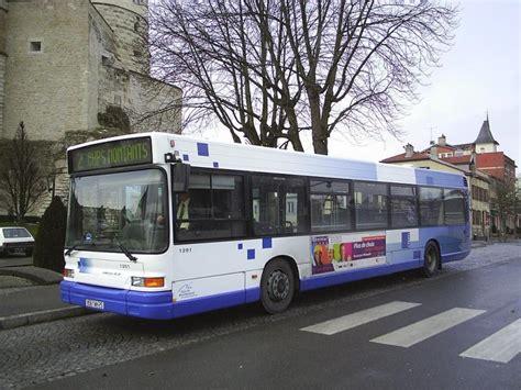 Einer Der Drei Heuliez Gx 317, Wagen 1201 Am 280206