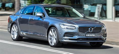 Volvo S90 Picture by Volvo S90 Review Price Features
