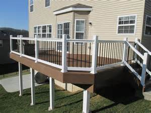 Pictures Of Raised Decks by Raised Decks Elevated To A Whole New Level By Archadeck