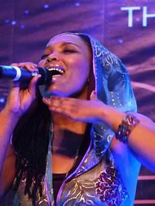 Lucky Dube's daughter Set for massive reggae explosion in ...